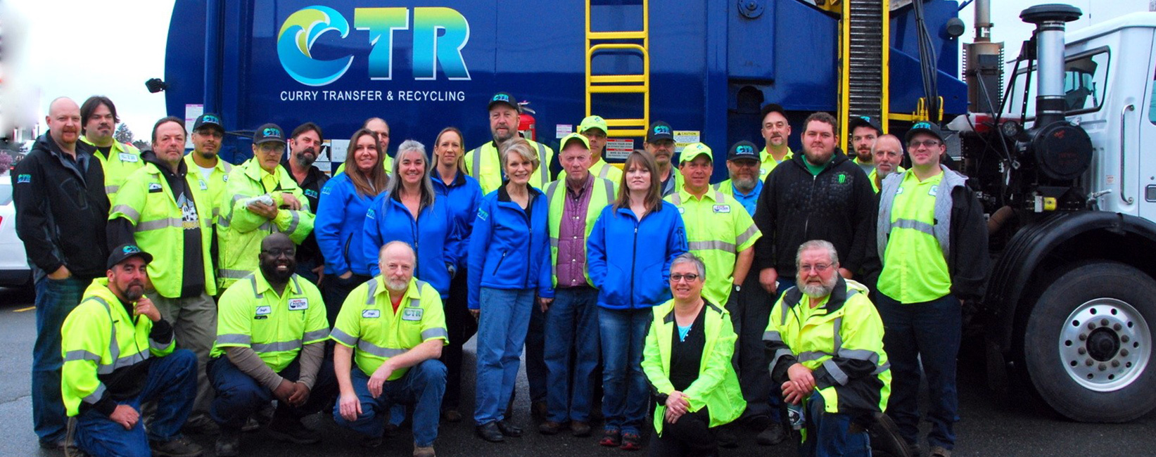 Meet Curry Transfer and Recycling's employees